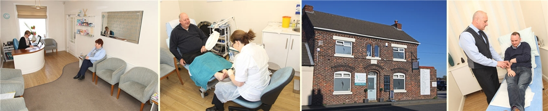 Consulting rooms for hire, Warrington