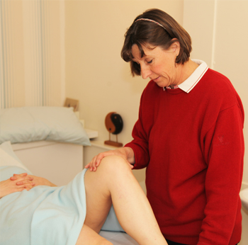 christine-doing-physiotherapy