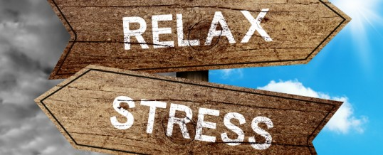 Stress relief tips