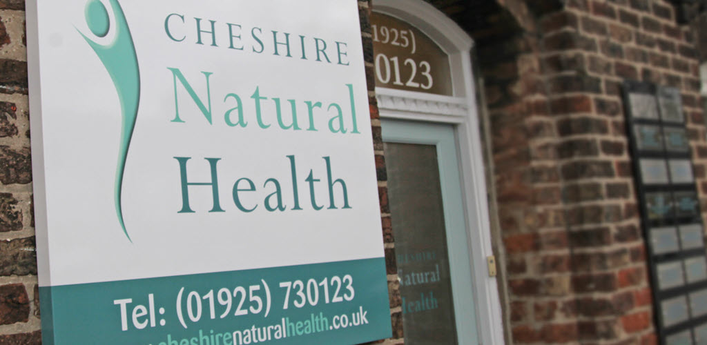 Reviews, testimonials for Cheshire Natural Health, Warrington