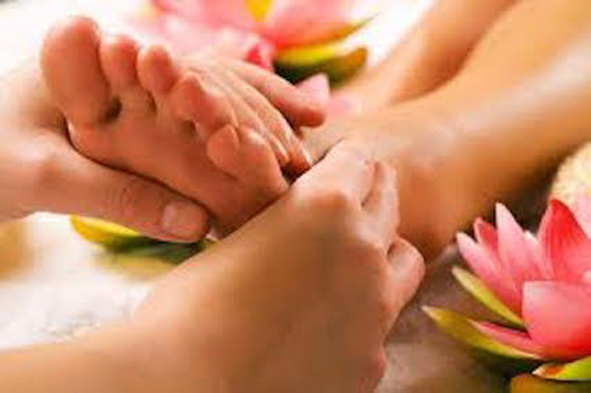 Special Offer on massage and reflexology